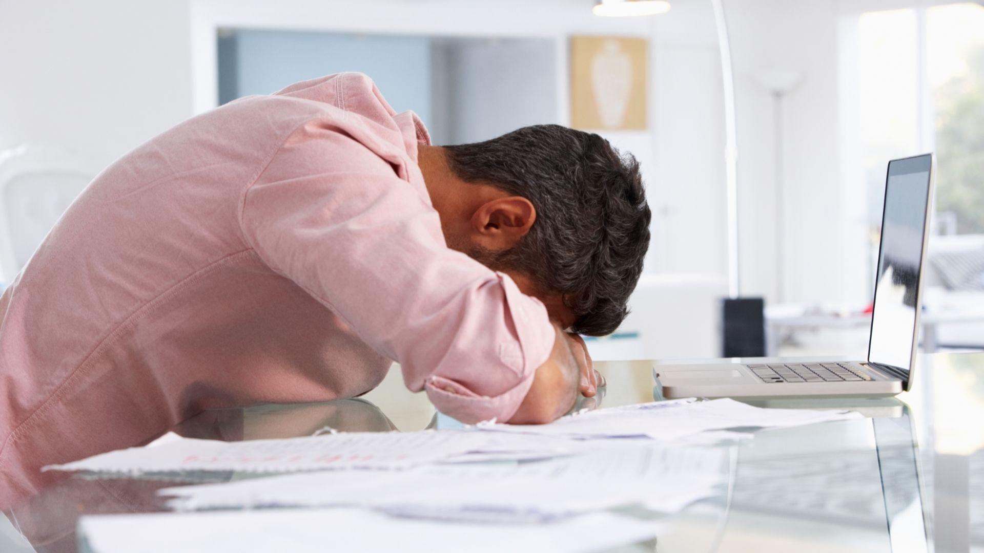 Stress no trabalho Hipertensao